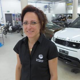 Christine da Silva